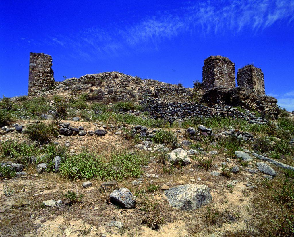 Castillo de Zalía. Alcaucín.