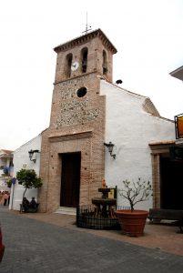 Almáchar Iglesia de San Mateo