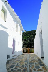 Calle casco antiguo (Salares)