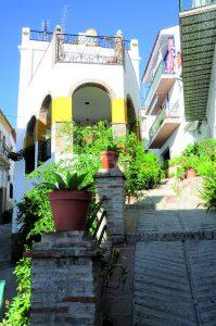 Calle típica Arenas
