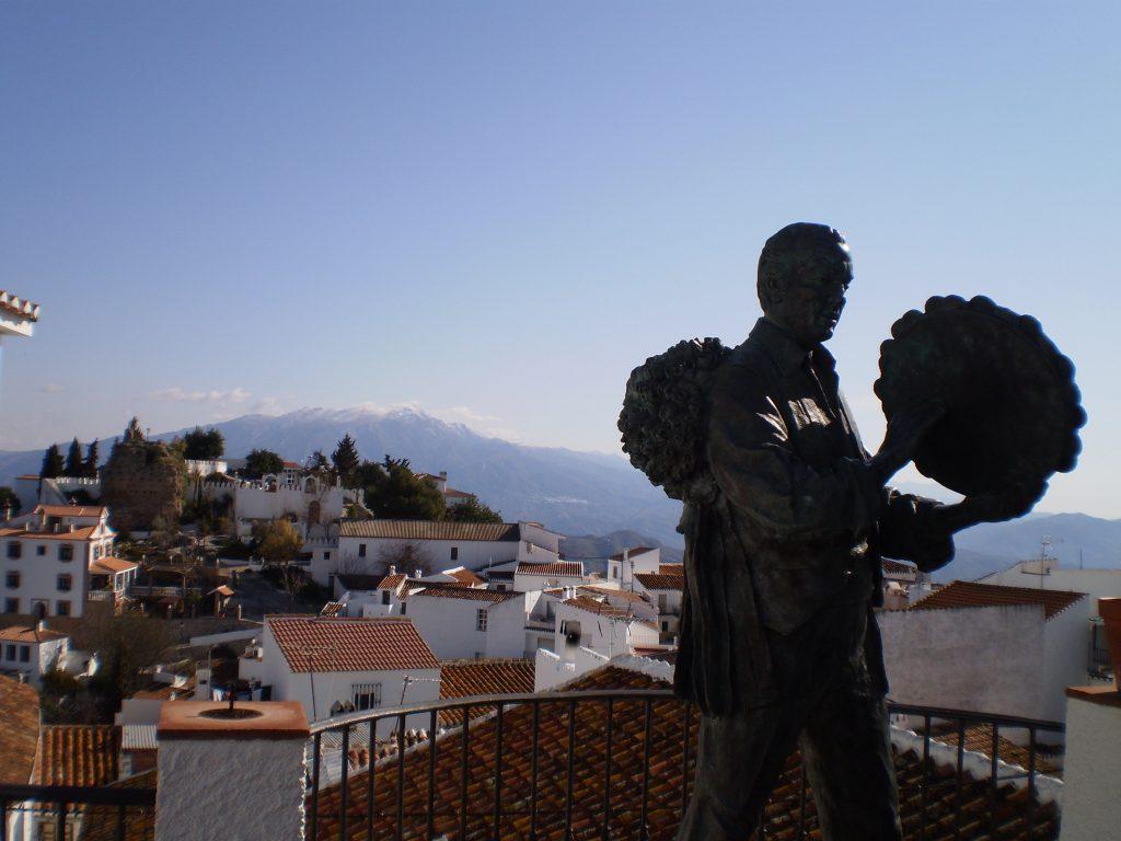 Monumento a los Verdiales (Comares)