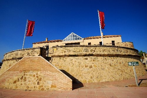 Escuela Hostelería Castillo del Marqués (Valle-Niza)