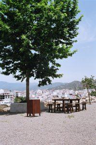 Foto desde el Mirador de Sayalonga