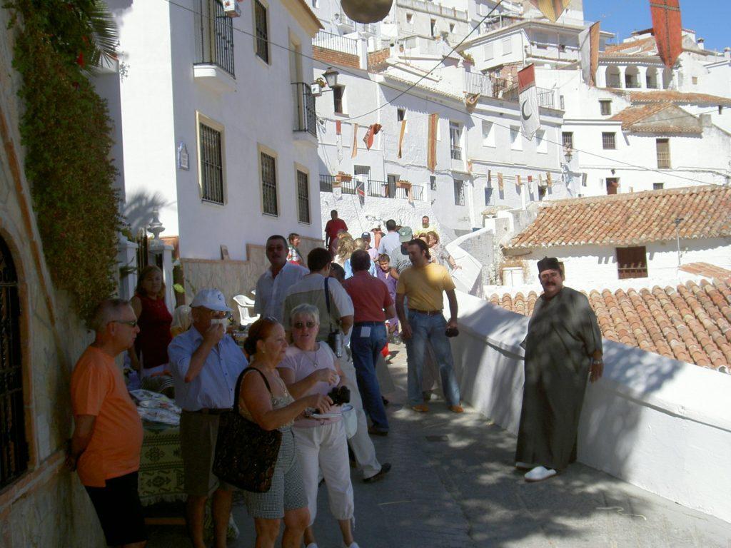 Fiesta Monfí de Cútar