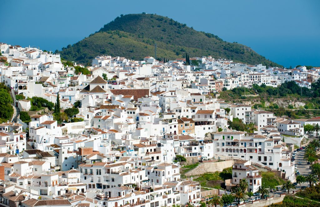 Frigiliana- Casco antiguo