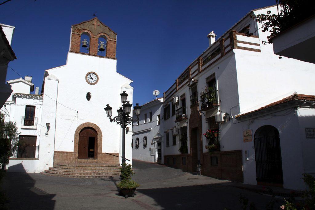 Iglesia Benagalbón (Rincón de la Victoria)