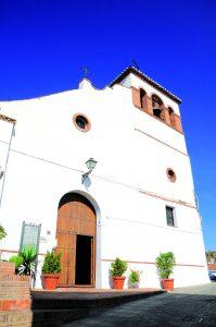 Iglesia Ntra.Sra. de Gracia (Moclinejo)