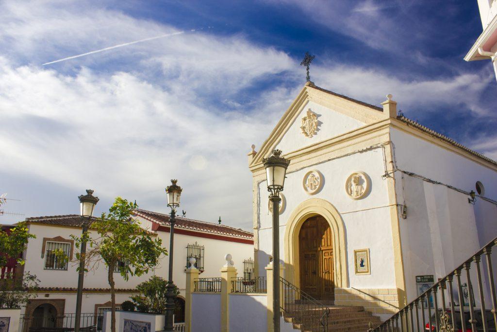 Iglesia San Gregorio (Iznate)