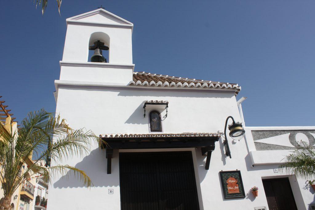 Iglesia San José - La Viñuela