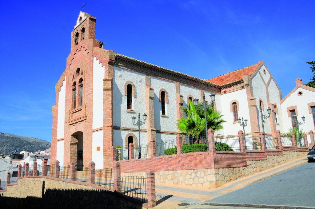 Iglesia de San Isidro Labrador (Periana)
