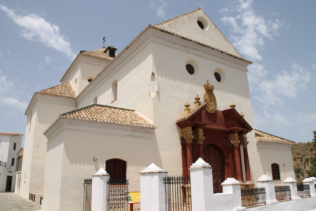 Iglesia de San Jacinto (Macharaviaya)