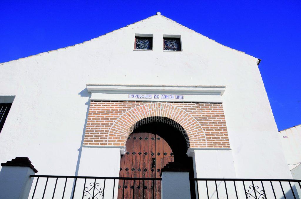 Iglesia de Santa Ana (Totalán)