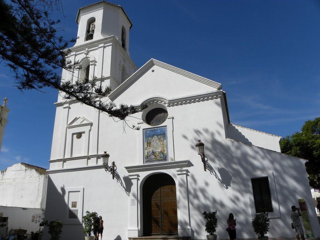 Iglesia del Salvador (Nerja)
