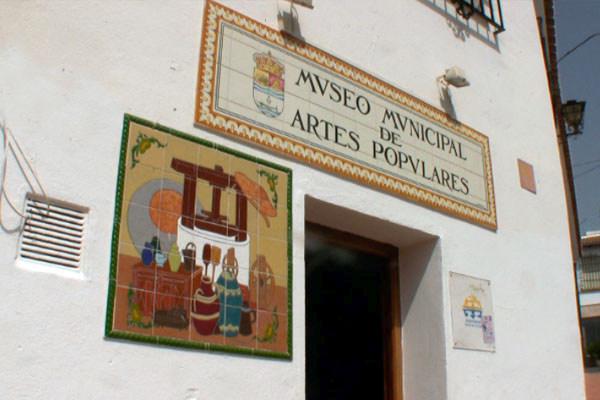 Museo Artes Populares (Benagalbón-R.Victoria)