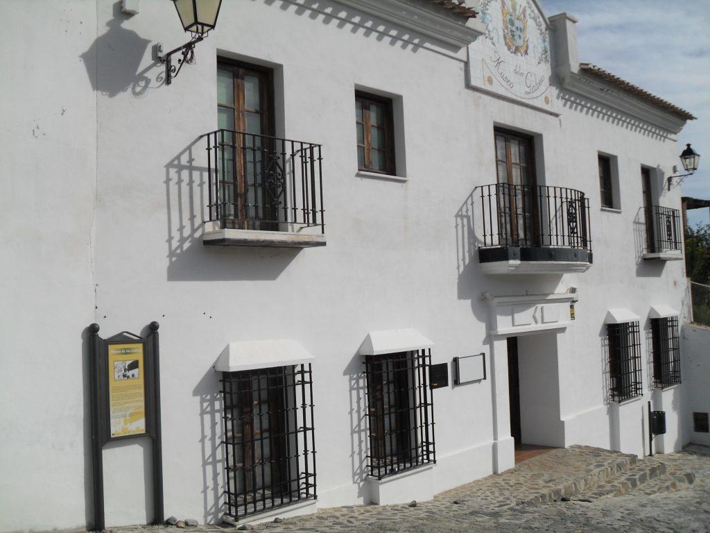Museo de los Gálvez  (Macharaviaya)