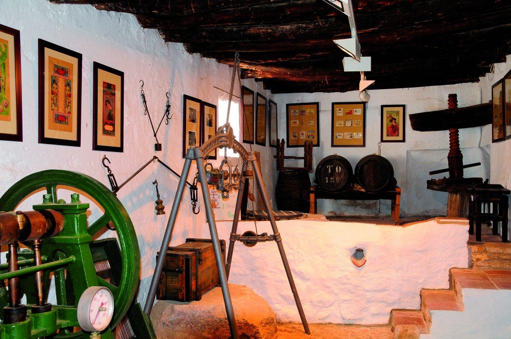 Museo etnográfico (Riogordo )