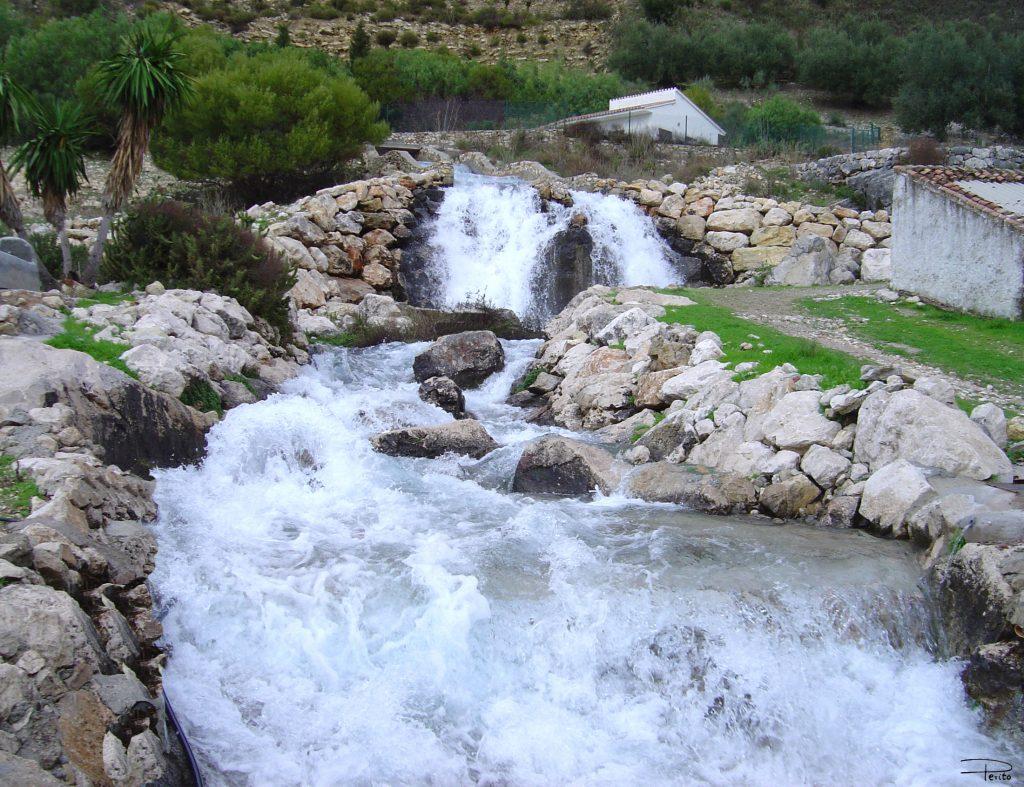 Nacimiento Río Guaro