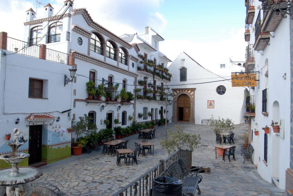 Plaza Canillas de Albaida