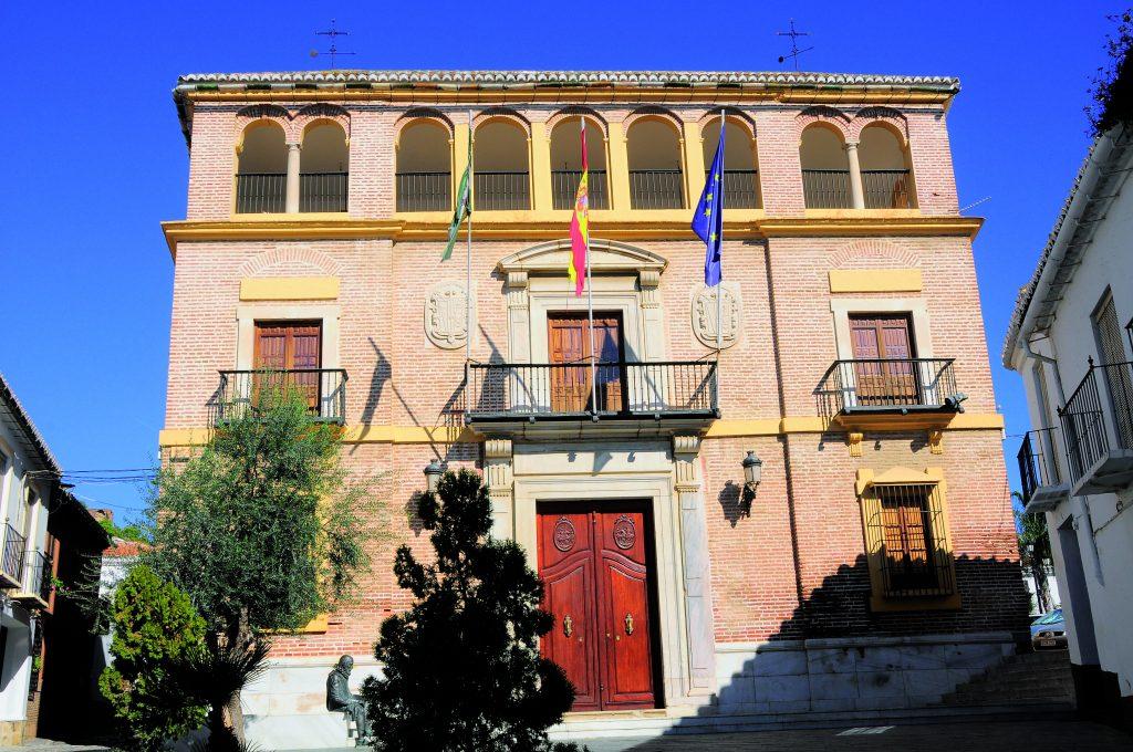 Palacio Marqués de Beniel, Velez-Malaga