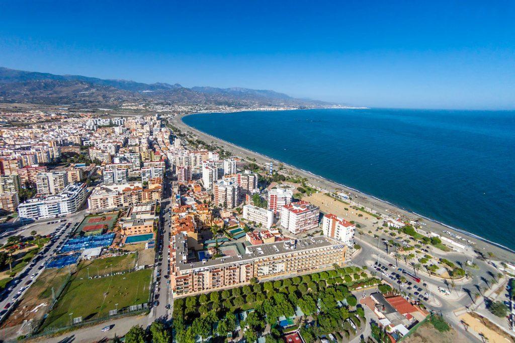 Panorámica Torre del Mar (Vélez-Málaga)