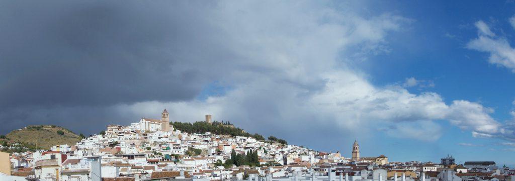 Panorámica Vélez-Málaga