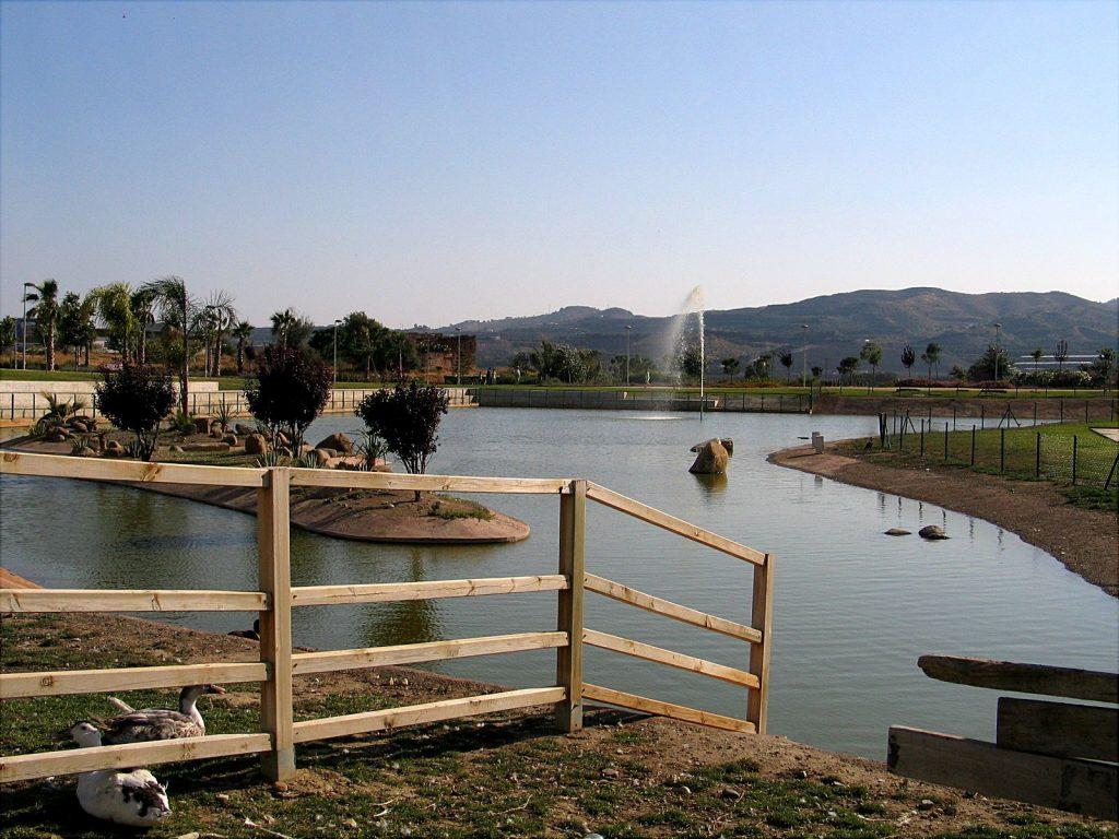 Parque María Zambrano