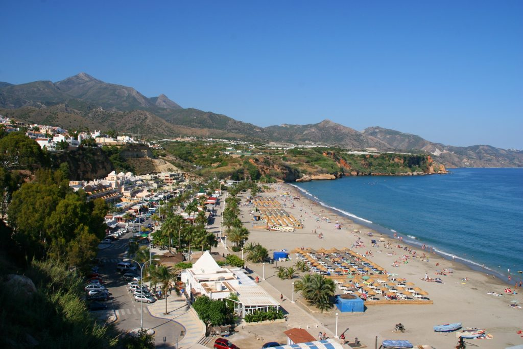 Playa Burriana (Nerja)
