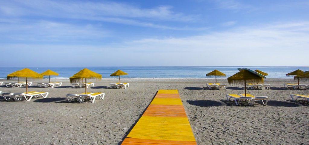 Playa Ferrara - Torrox Costa