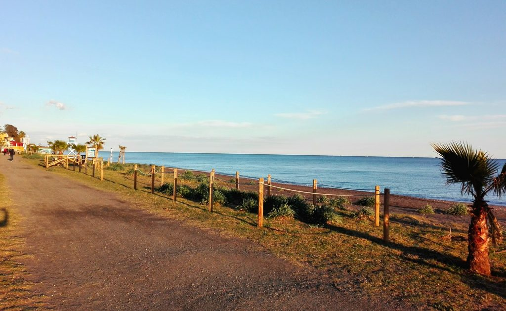 Playa Los Rubios