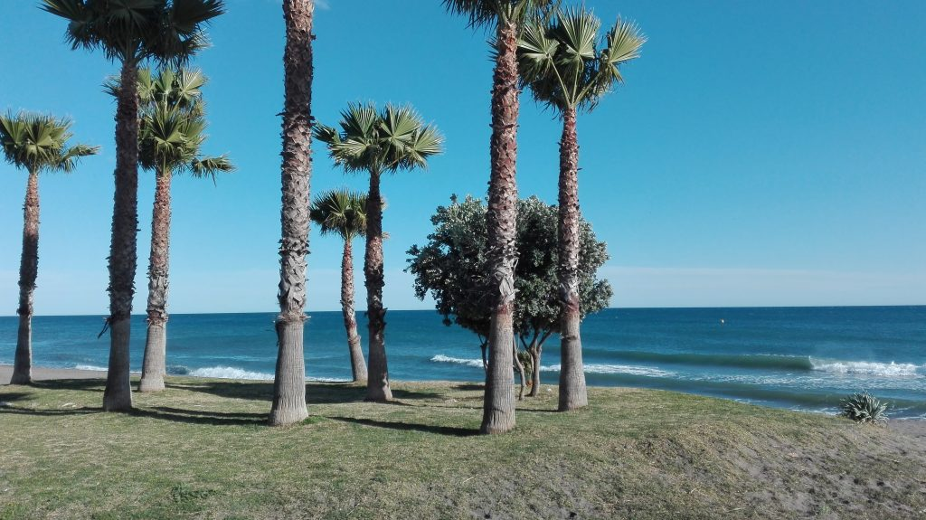 Playa Torre de Benagalbón
