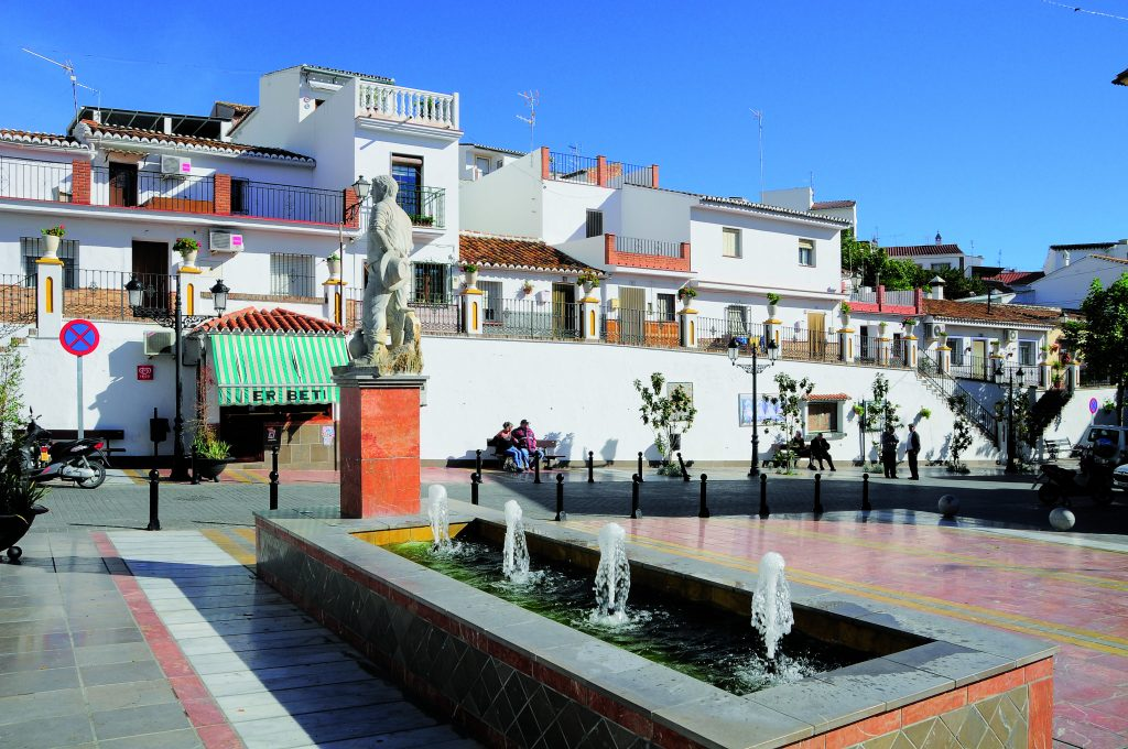 Plaza Calvario