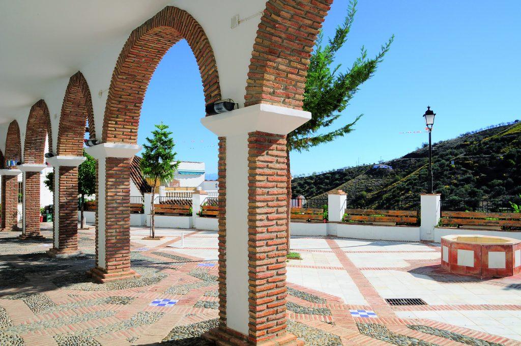 Plaza de la Encarnación (Cútar)