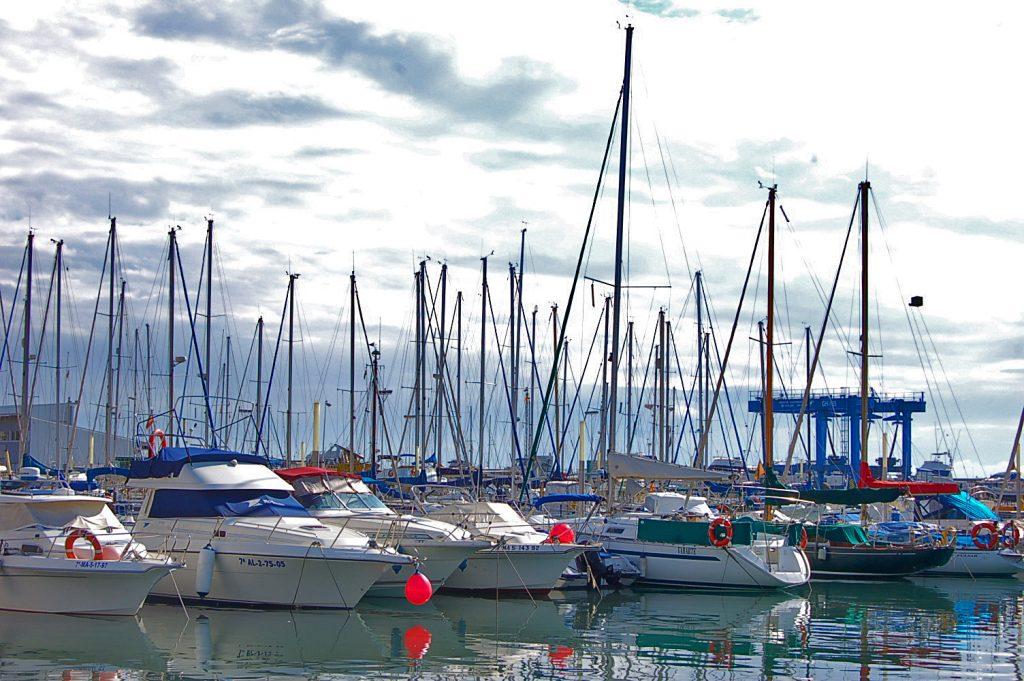 Puerto Deportivo Caleta de Vélez (Vélez-Málaga)