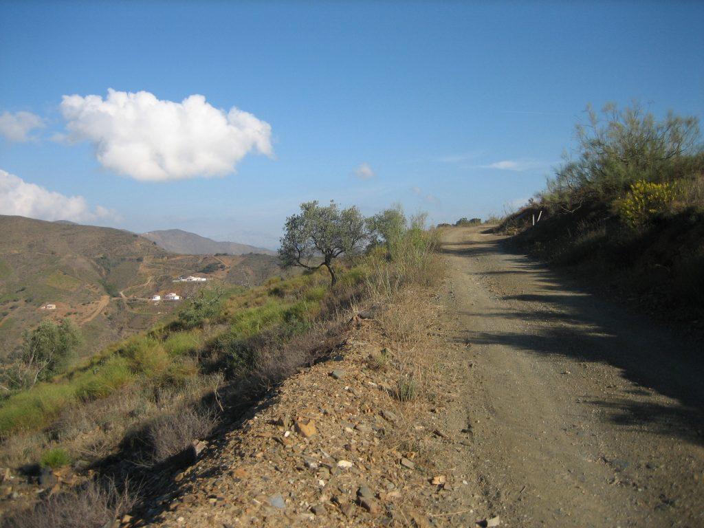 Rutas de Senderismo (Moclinejo)