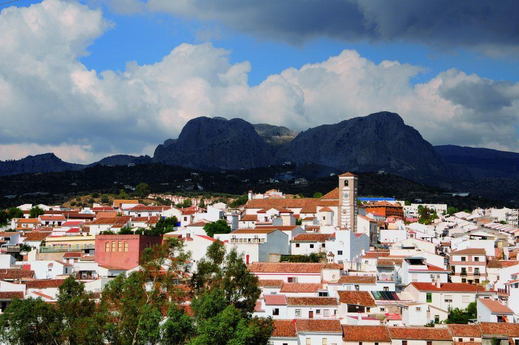 Vistas de Riogordo