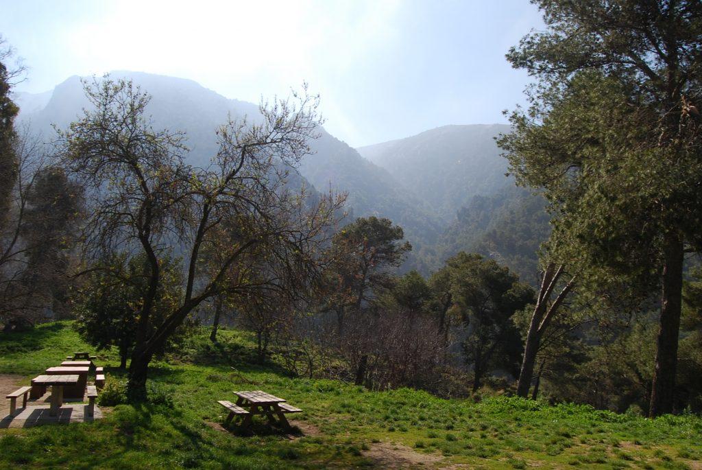 Área recreativa El Alcázar