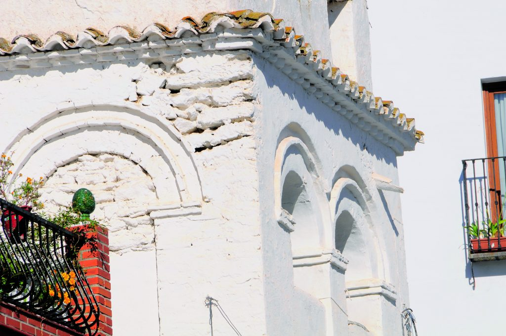 Detalle Casa Reina Mora