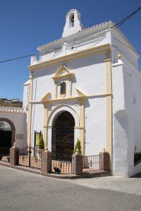Ermita de San Sebastián (Cómpeta)
