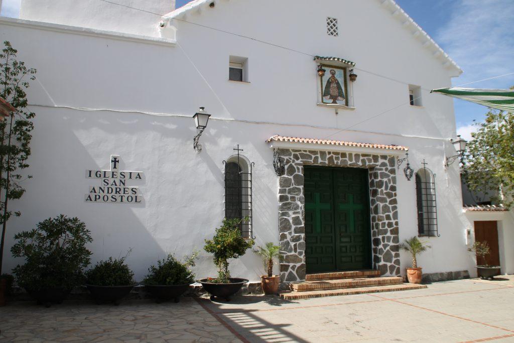 Iglesia San Andrés. Sedella.