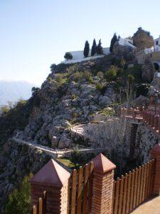 Monte de Comares