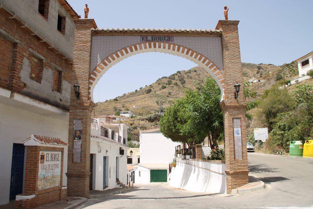 Arco de La Pasa