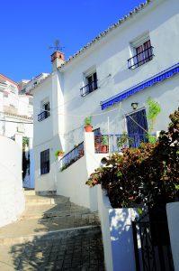 Calle típica El Borge