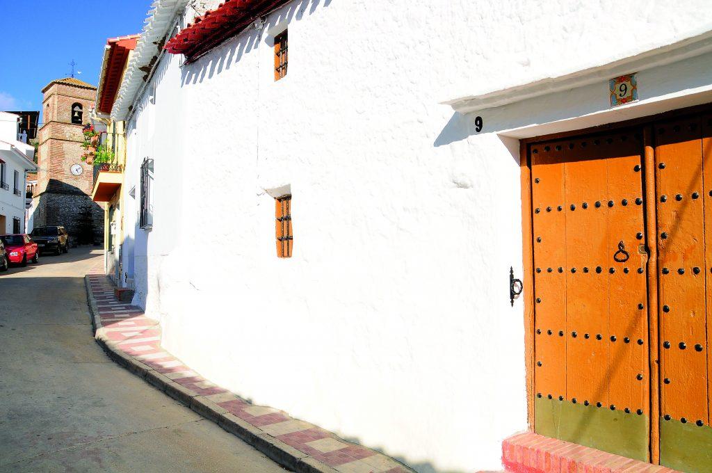 Calle Típica Alfarnatejo
