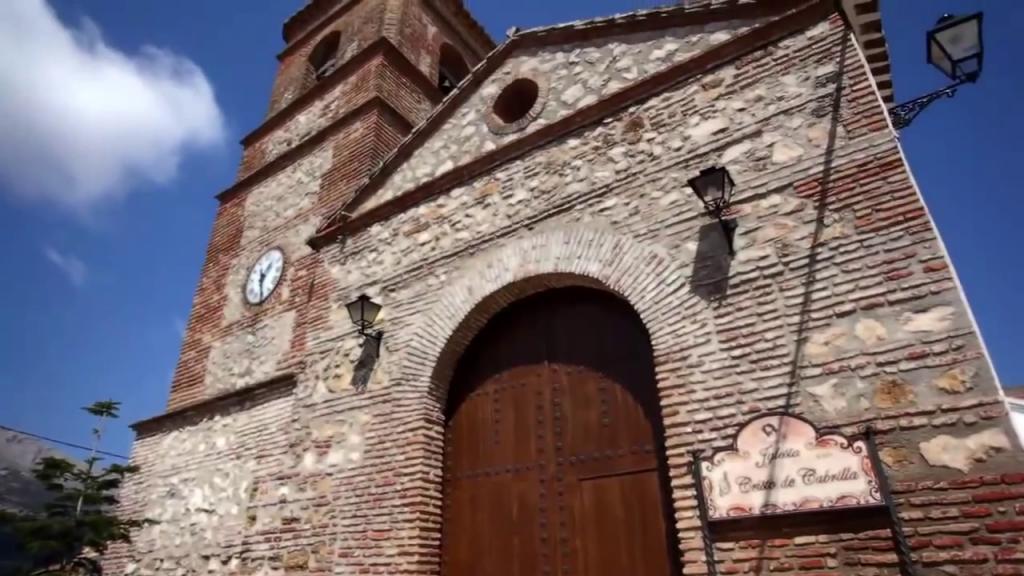 Iglesia Cristo de Cabrilla