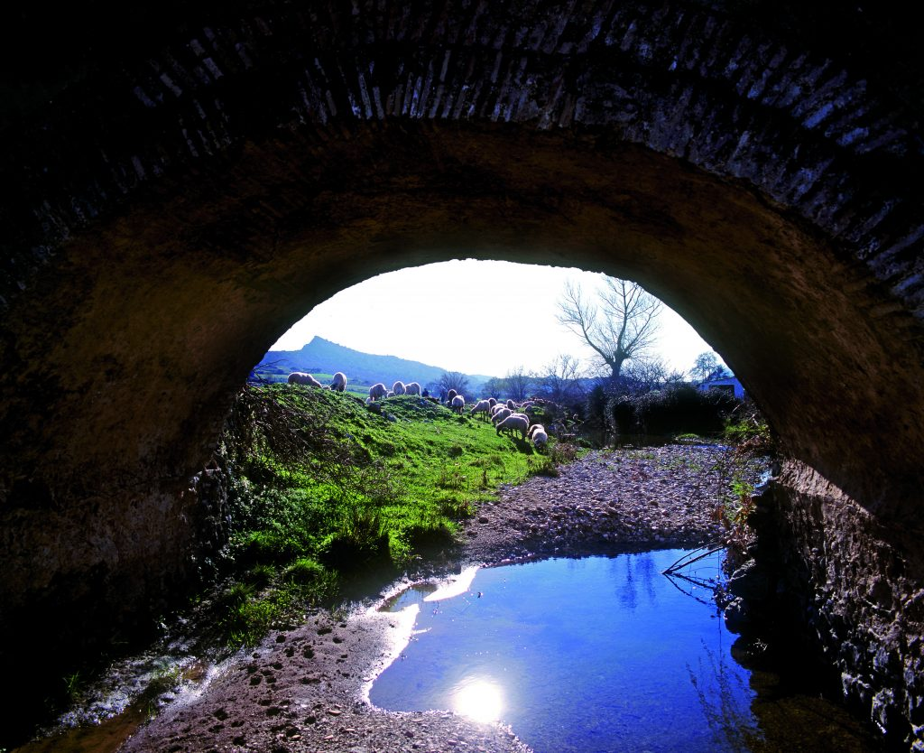 Puente Río Sabar