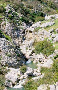 Desfiladero Río Sabar