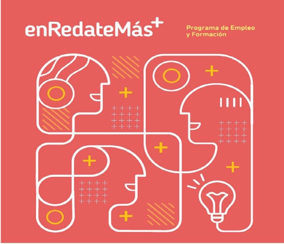 Logo enRedateMás